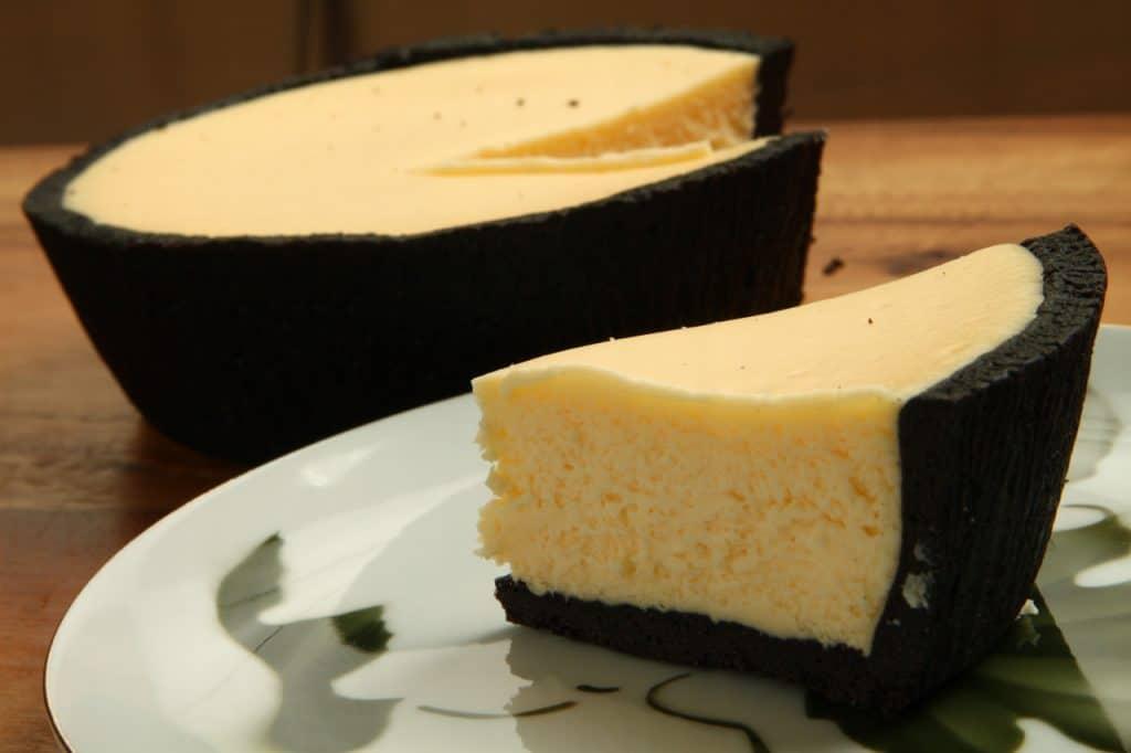 お取り寄せ(楽天) ノースファームストック ベイクドレアチーズケーキ プレーン 4号 価格2,948円 (税込)