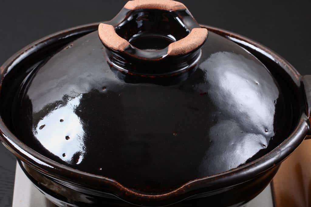 鍋料理用の土鍋