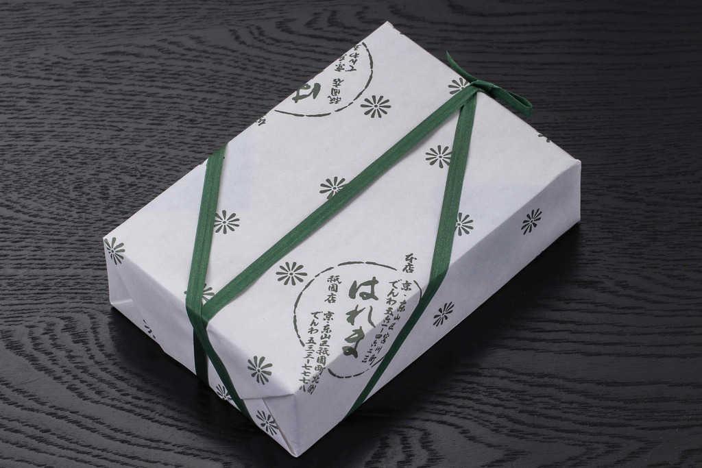 京都はれまの野菜昆布のパッケージ