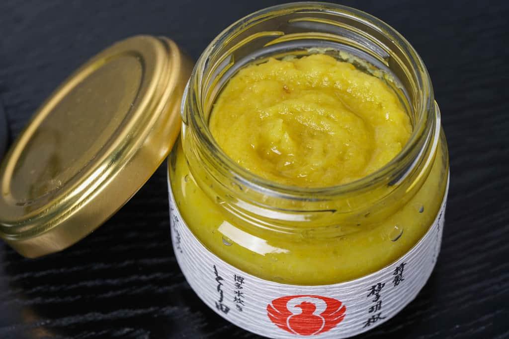 博多とり田水炊き鍋セットの特製柚子胡椒
