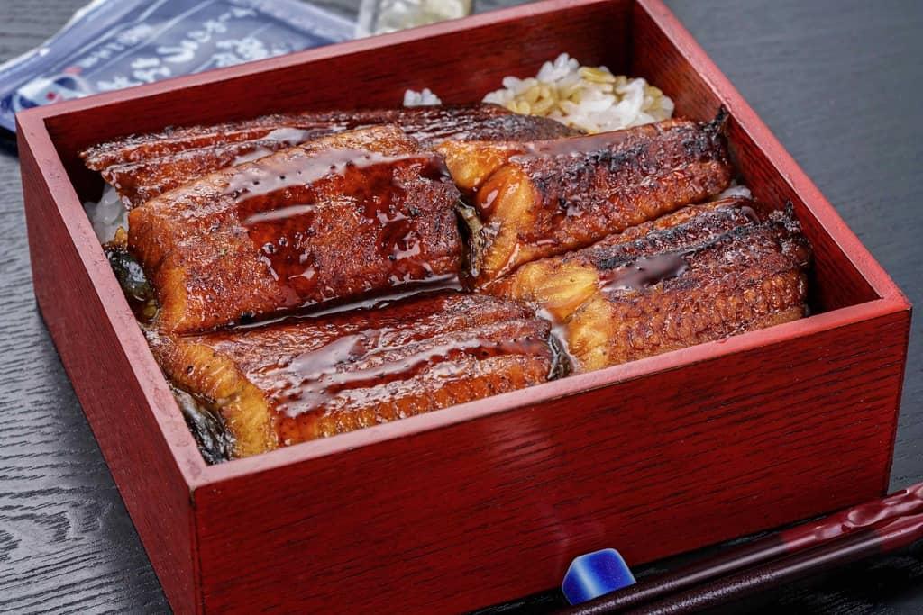 くら寿司の通販うな重、くら寿司のお取り寄せうな重・蒲焼のたれ・山椒